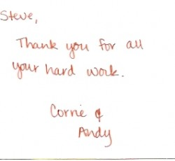 CorrieAndyThanks