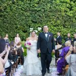Real Wedding: Jennifer & Isaac at Franciscan Gardens, San Juan Capistrano